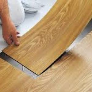 Orçamento para colocar piso vinilico