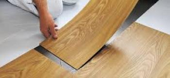Orçamento para aplicar piso vinílico